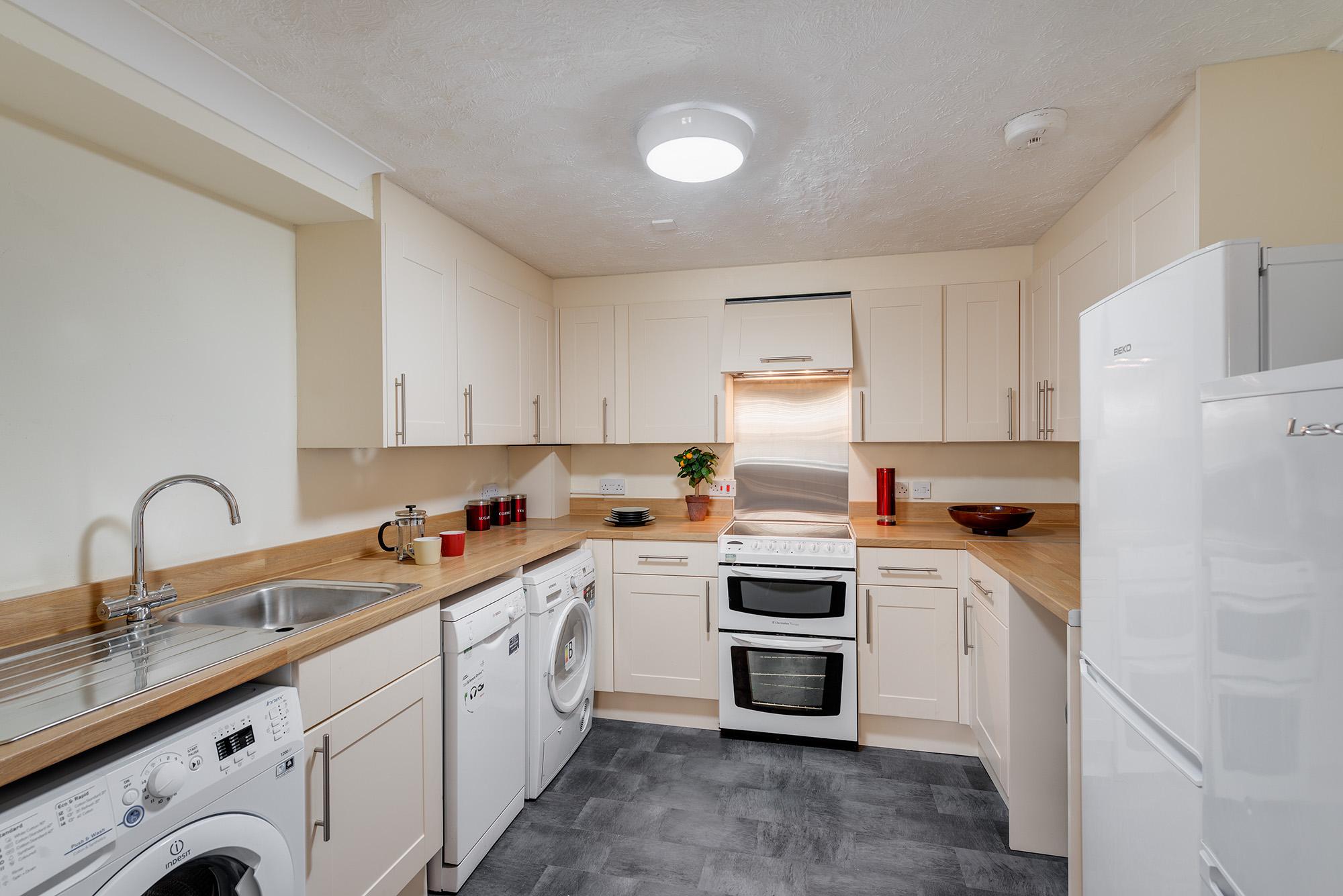 Brunel Student Kitchen