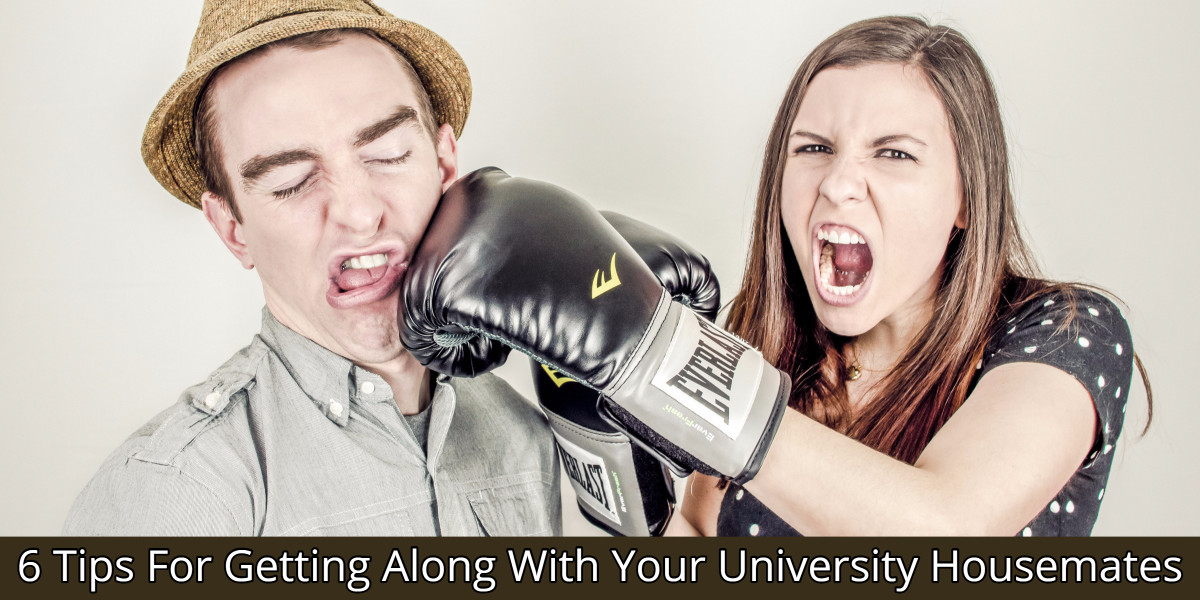 6 Tips For Getting Along With Your University Housemates