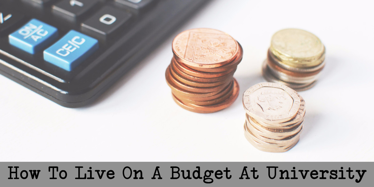 How to live on a budget at University