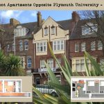 new student apartments opposite Plymouth University