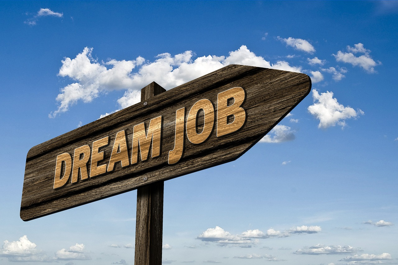 Dream Job and your CV