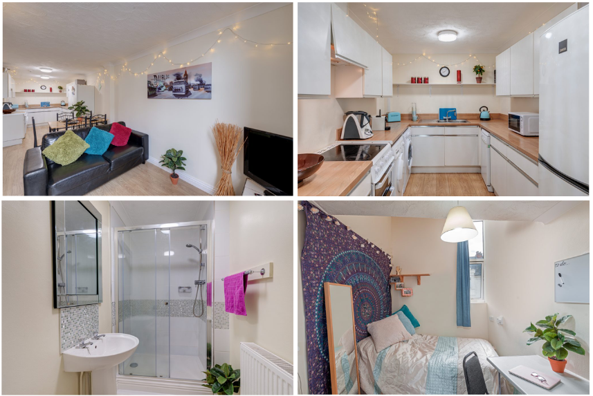 Best student accommodation in Plymouth